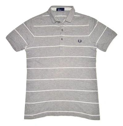 vintage fred perry mens polo tshirt size small