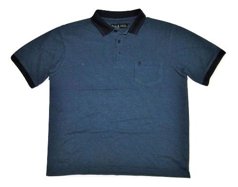 mens vintage farah polo shirt size large