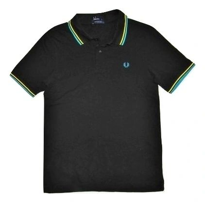 classic fred perry polo shirt size small