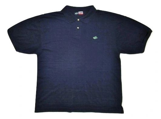 vintage le shark polo shirt size XL