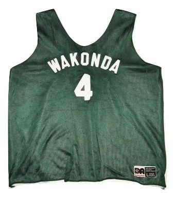 womens green vintage basketball vest reversable size large