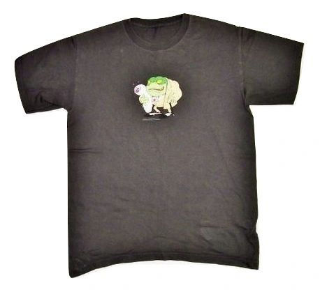 vintage dangermouse tshirt size small