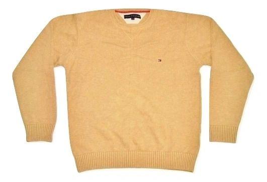 tommy hilfiger wool jumper size M-L