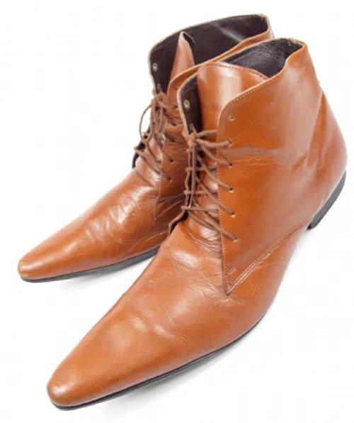 original gucinari mens leather boots UK 12