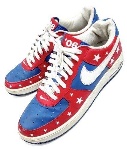 2006 oldskool vintage nike starforce sneakers UK 11