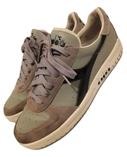 True vintage Diadora borg limited 2005 sneakers