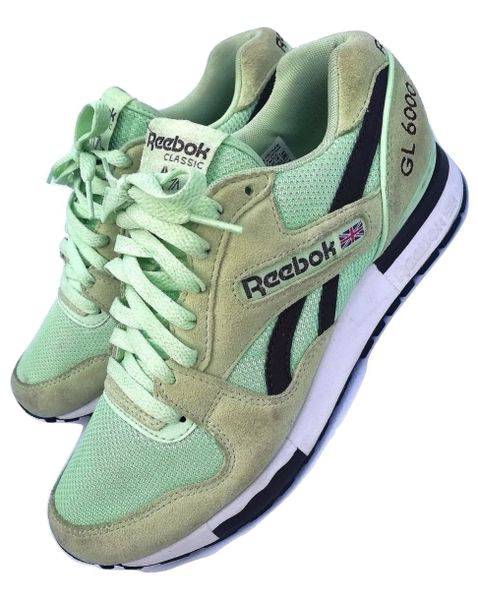SIZE 6 Very limited colourway Reebok GL 6000 sneakers