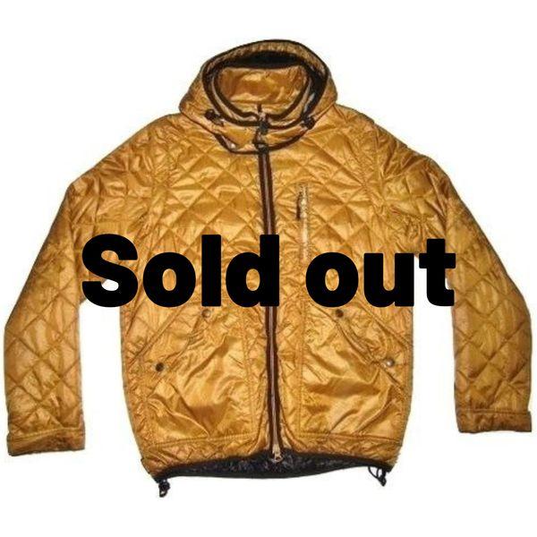 2006 original vintage penfield quilted jacket gillet size medium