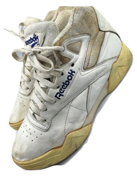 true vintage trainers reebok classic sneakers size uk 6