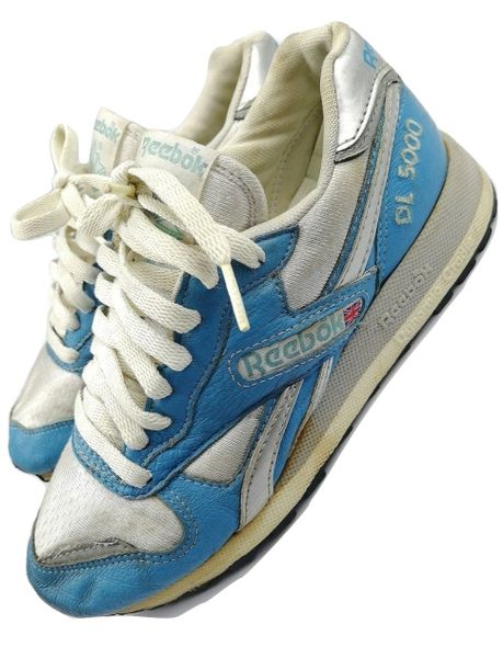 womens true vintage reebok classic trainers size uk 4.5 issued 1992
