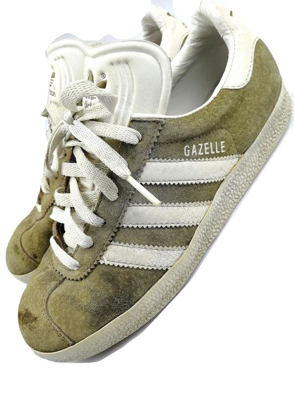 womens true vintage adidas gazelle limited colouray issued 2005 uk 6  liefert