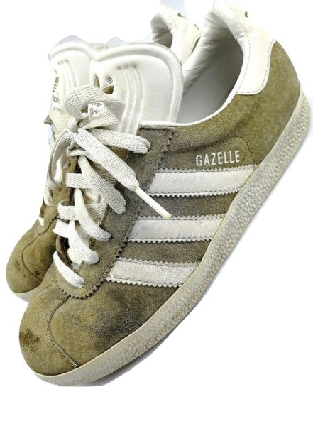 womens true vintage adidas gazelle limited colouray issued 2005 uk 6