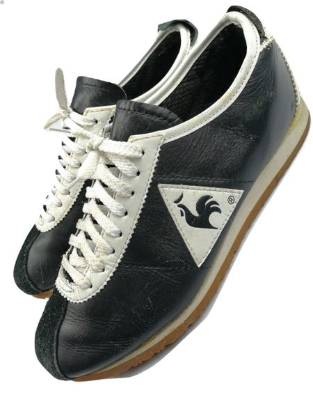 womens true vintage rare trainers le coq sportif sneakers size uk 6 issued in 2002