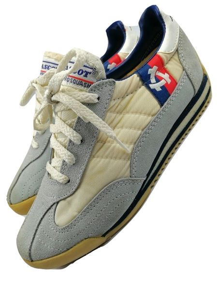 1979 true vintage deadstock ascot sneakers UK 4
