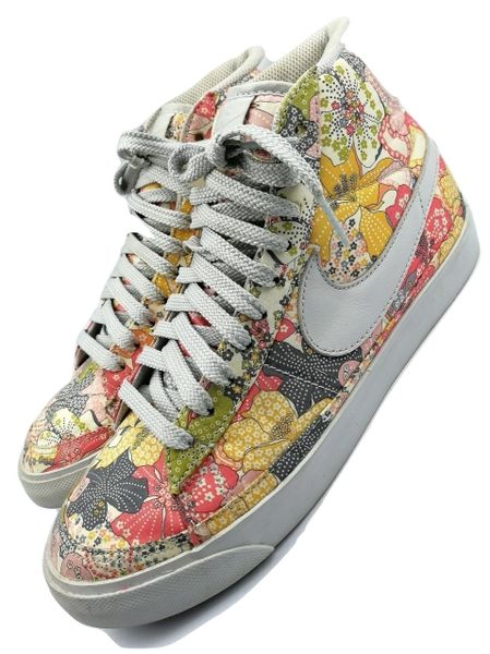 womens oldskool nike hightop trainers size uk 6 limited editions issued in 2011