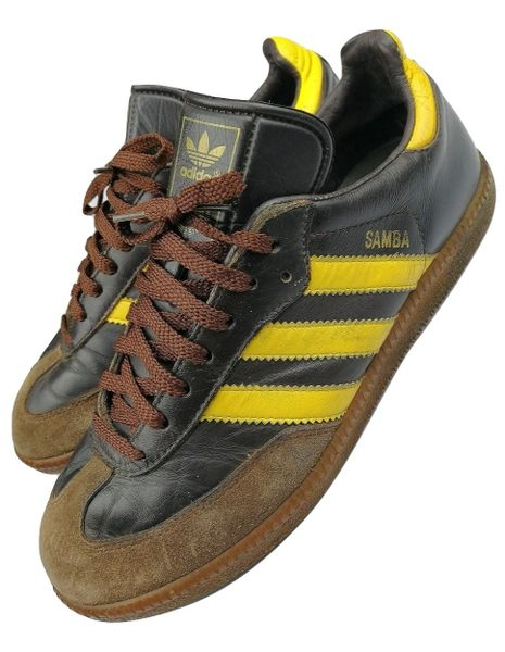 true vintage womans Adidas trainers samba very rare colourway issued 2003 uk 6
