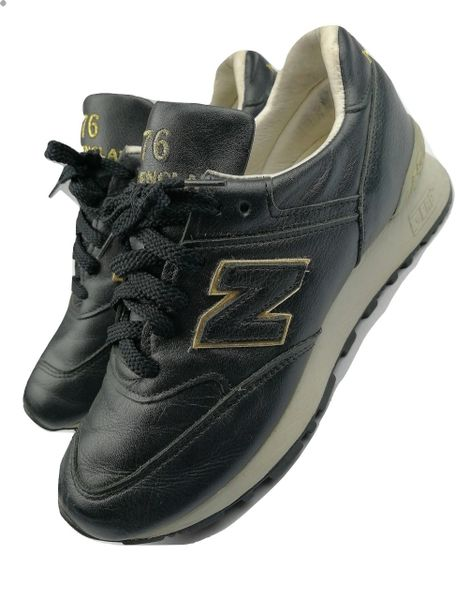 womens limited edition leather new balance trainers uk 5.5