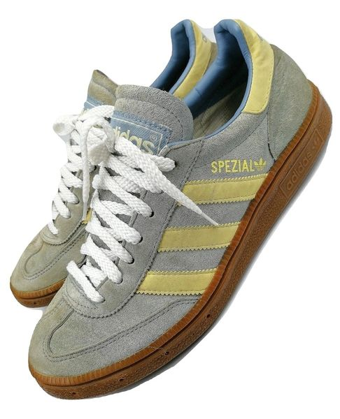 2003 true vintage adidas spezial trainers size uk 6