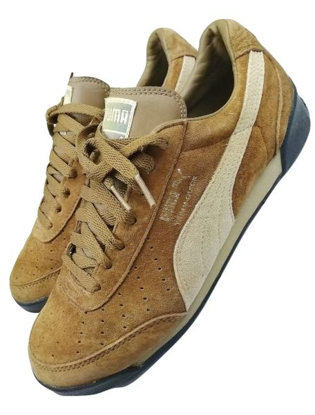 True vintage Puma Trimm Quick womens trainers size UK 6 issue 2001