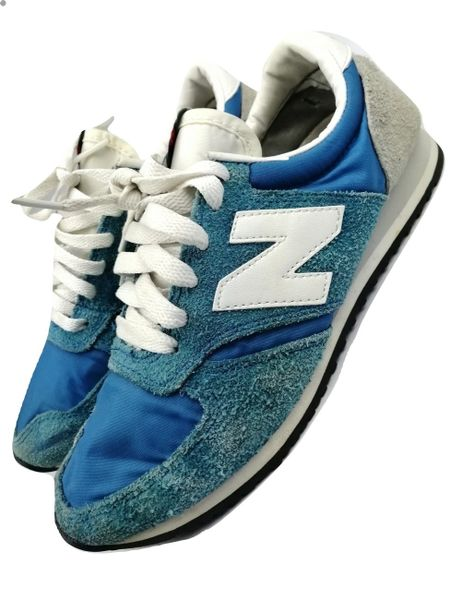 True vintage New Balance womens trainers issued 2005 size UK 3.5