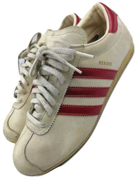 True vintage womans adidas Rekord trainers size UK 4.5 issued 2004