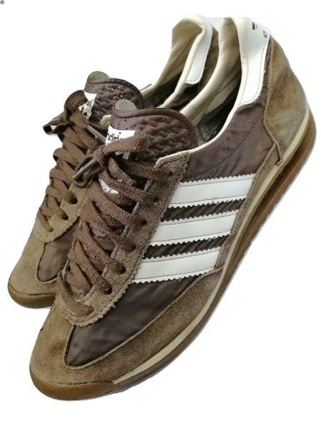 oldskool brown adidas SL sneakers size uk 7 issued 2009