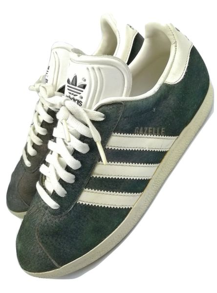 plus récent 9bc6f 71f90 true vintage adidas gazelle issued 1996 size uk 7