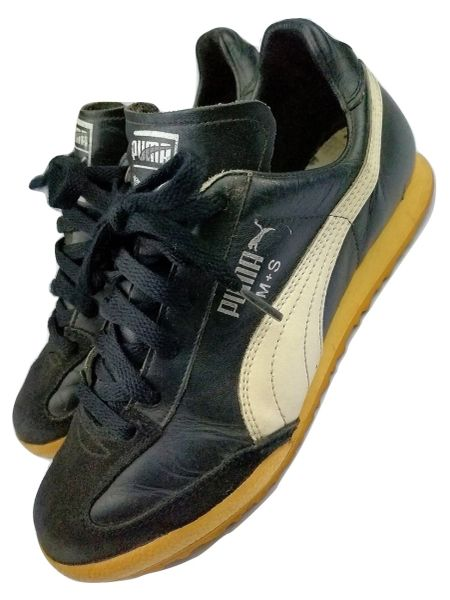 True vintage Puma M+S womens trainers size uk5 issued 2002