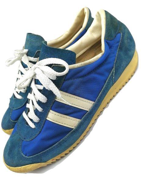 1975 true vintage Northern Soul original germina allround sneakers uk 6,