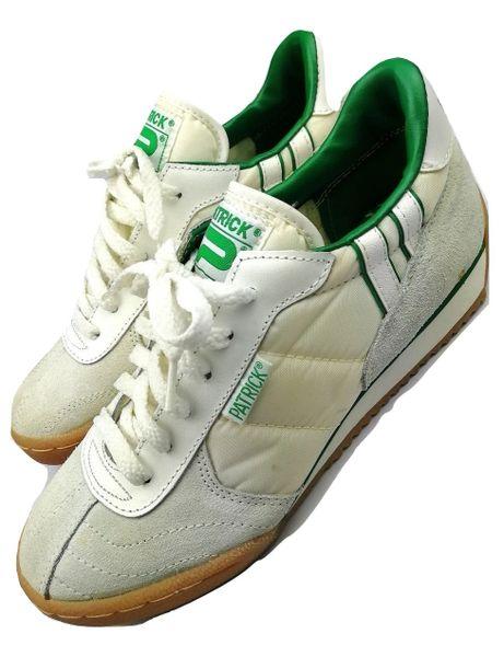 1984 true vintage classics, patrick trainers size uk 4