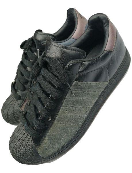 vintage adidas superstars size uk 6