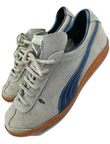 1981 original vintage puma trainers size uk 5