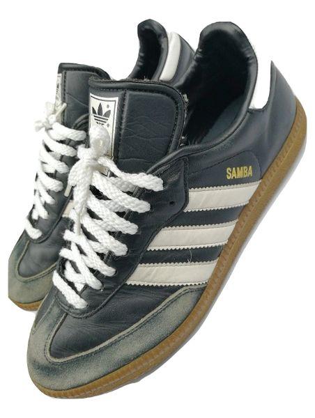 2007 vintage adidas samba size uk 6.5