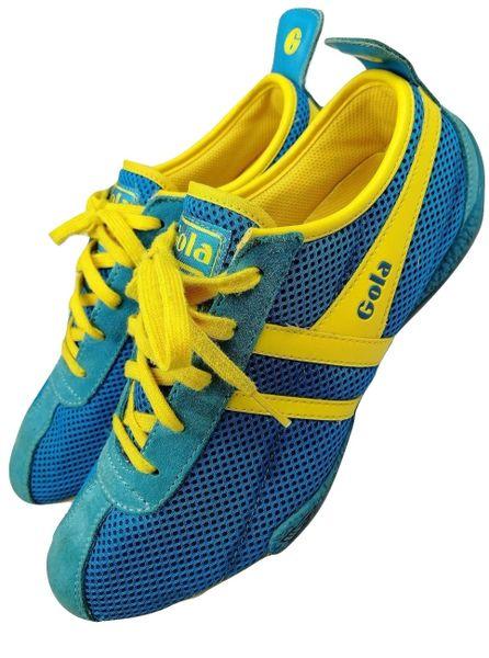 true vintage gola trainers size uk6