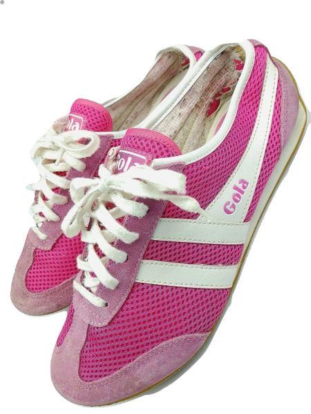 2006 true vintage gola sneakers size uk 5