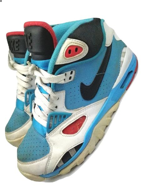 womens oldskool nike boots rare colorway size uk 4.5 issued 2013