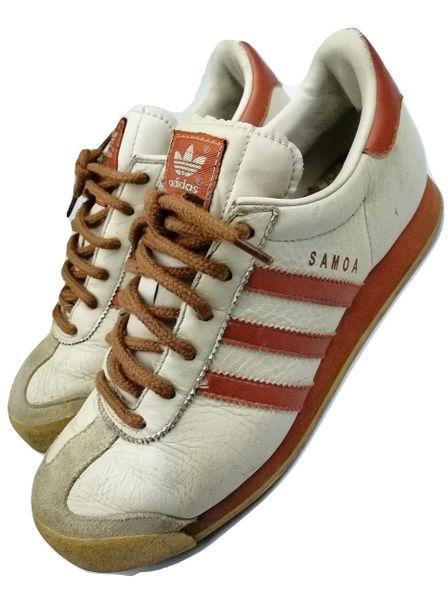 2001 true vintage adidas samoa UK 5