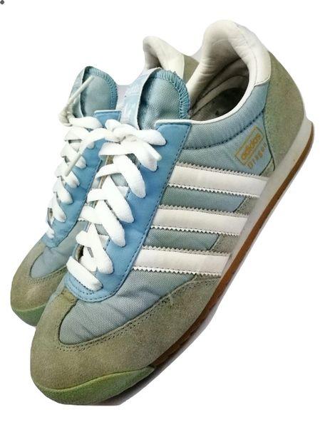 2004 true vintage adidas dragon sneakers size uk 6