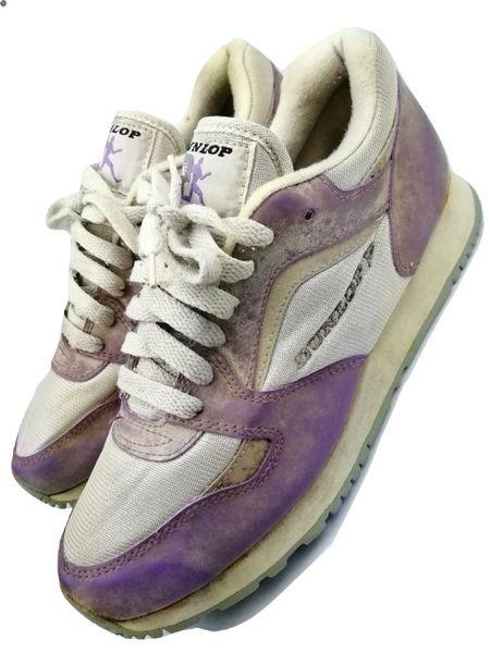 womens 1993 true vintage dunlop trainers UK 5