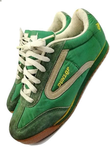 2003 very rare true vintage dunlop trainers size 7