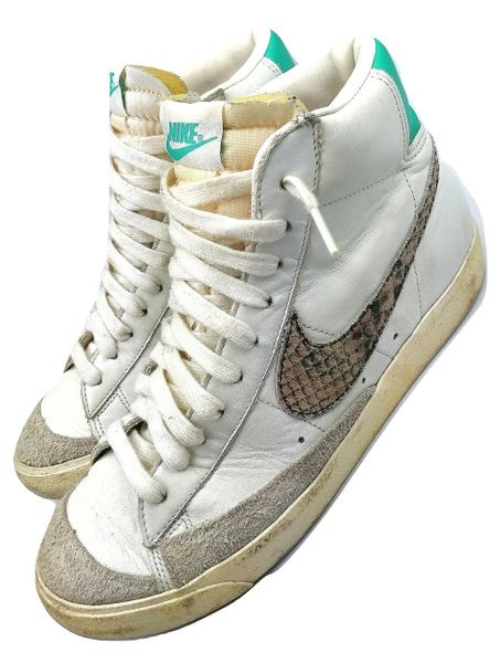 Oldskool retro hightops, nike blazer uk 7 issued 2012