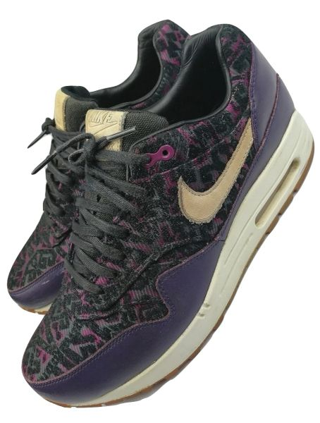 Limited edition retro Nike air max 1 jigsaw womans trainers size uk6 issued 2013