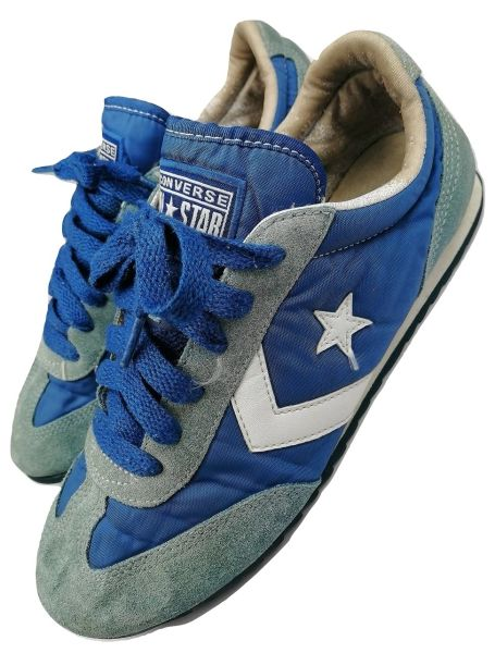 2005 blues converse one star sneakers UK 6