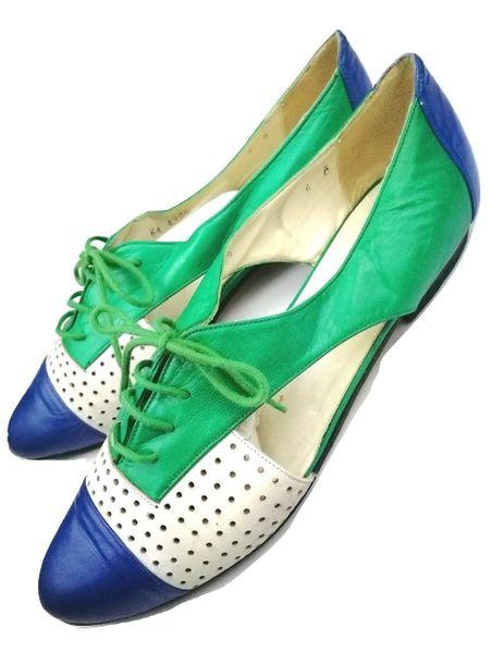 True vintage 1989 womens jam shoes UK 5