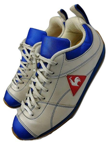 1990's true vintage le coq sportif sneakers UK5