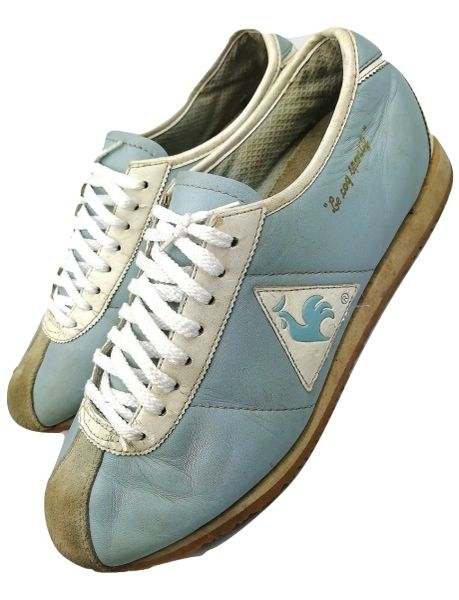 2003 true vintage le coq sportif sneakers UK 8