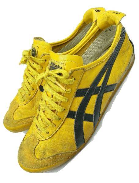 true vintage mens trainers size uk 10 us 11 issued 2005 onitsuka tiger