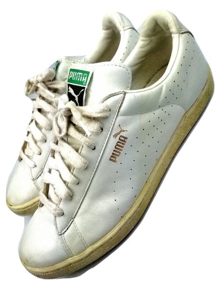 True vintage Puma mens trainers issued 1994 size UK 10