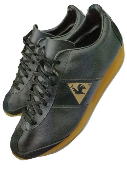 True vintage Le Coq Sportif mens trainers size UK 9.5 issued 1988