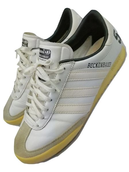 Adidas beckenbauer limited 2006 trainers UK 8
